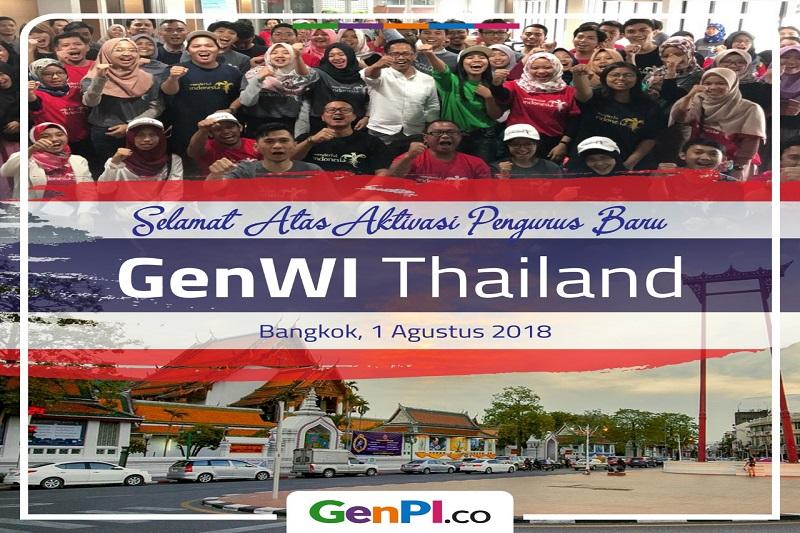 Raih Inspirasi Pariwisata di Thailand