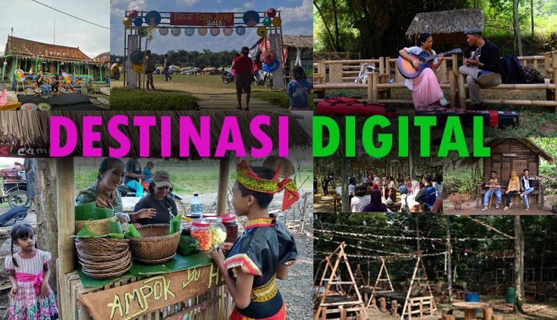 Destinasi Digital Pasar Pasar Genpi