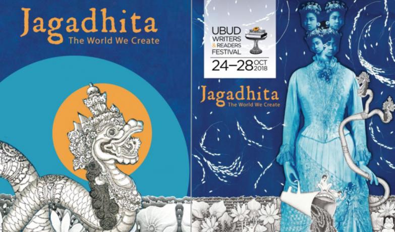 Ubud Writers and Readers Festival 2018 mengusung tema 'Jagaditha'.