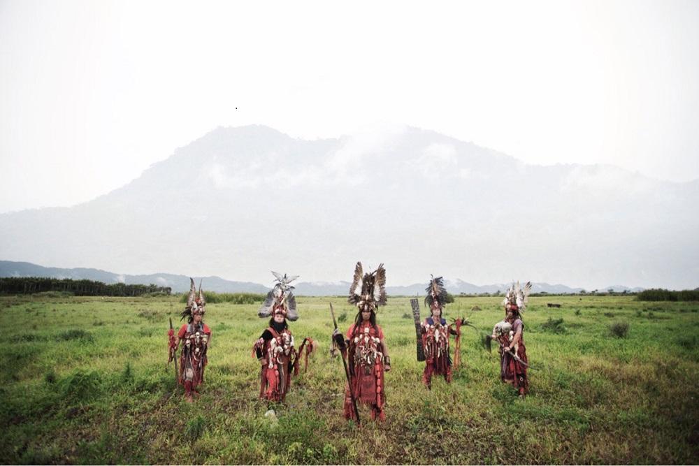 Potret salah satu Suku Indonesia