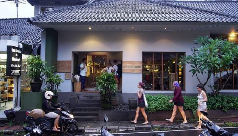 Restoran Locavore di Ubud, Bali.