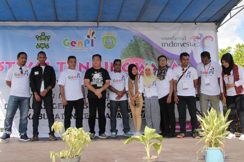 Deklarasi GenPI Kepulauan Sula