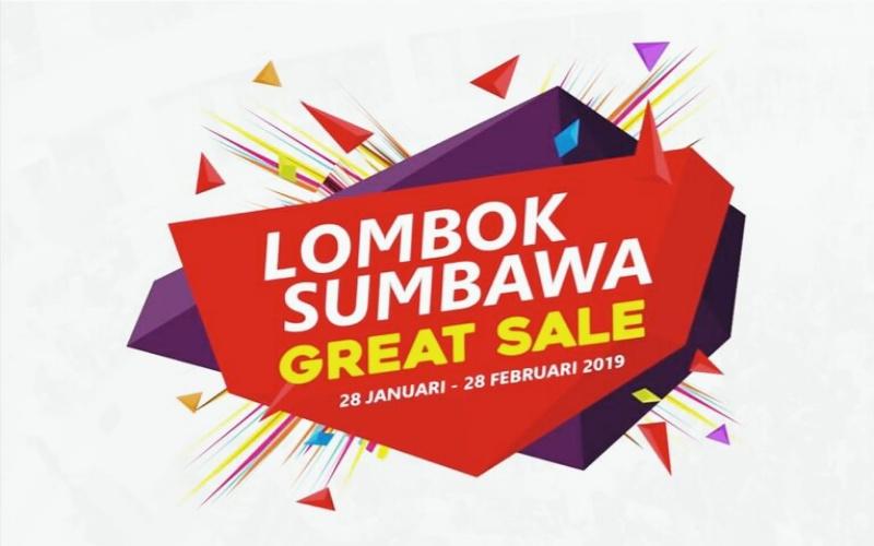 Lombok Sumbawa Great Sale Awali Event Pariwisata NTB 2019