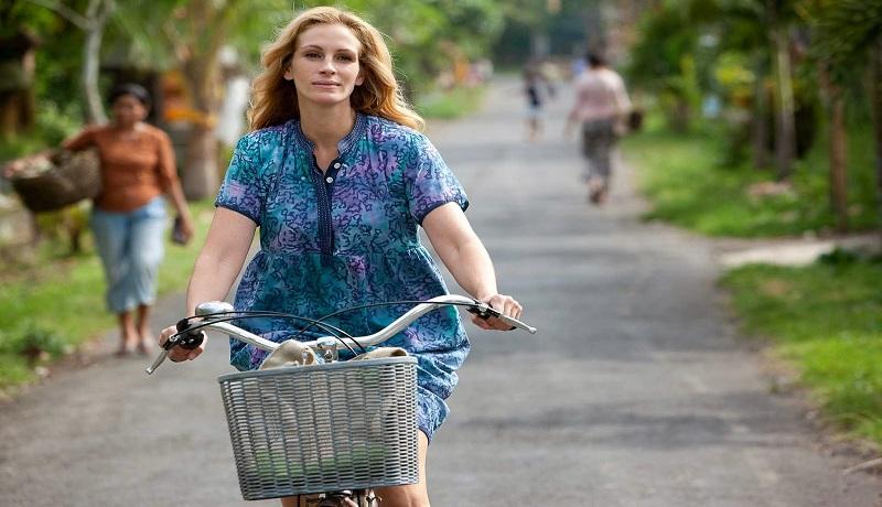 Artis Hollywood Julia Robets saat berkunjung ke Bali. (ist)