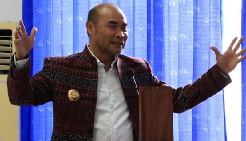 Gubernur Nusa Tenggara Timur (NTT) Viktor Bungtilu Laiskodat. (dok)