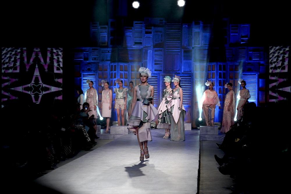 Penyelenggaran Semarang Fashion Trend Show 2019. (Foto: http://semarangkota.go.id)