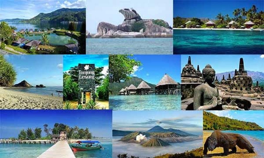 pariwisata Indonesia. (Foto: Kanal Wisata)