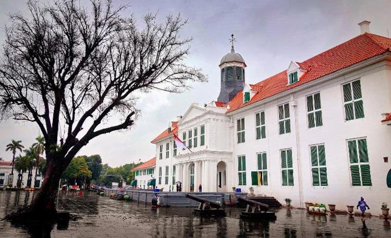 Museum Fatahillah Jakarta (Sumber- panjimas.com)