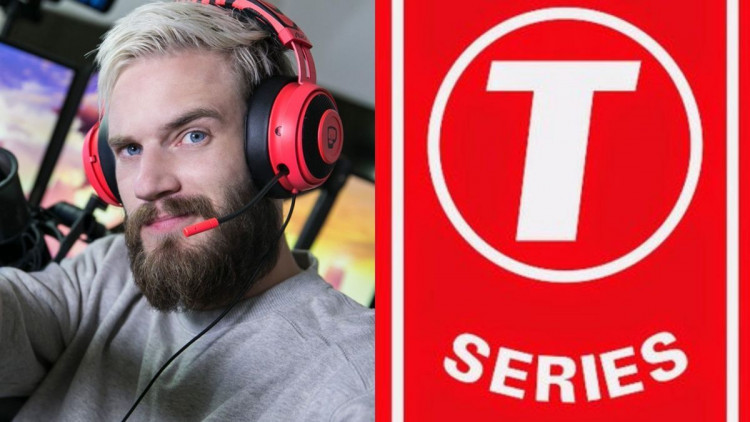 PewDiePie dan T Series adalah dua pengguna youtube yang sengit memperebutkan jumlah subscriber. (Foto: Cultured Vultures)