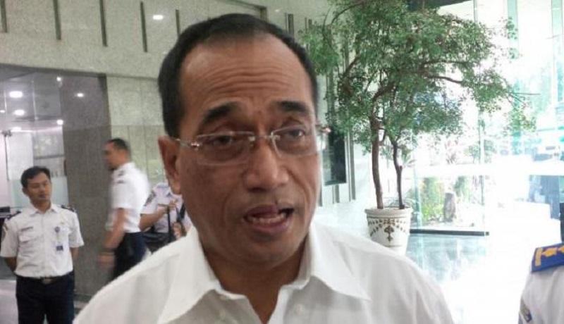Menteri Perhubungan Budi Karya Samadi. (dok)