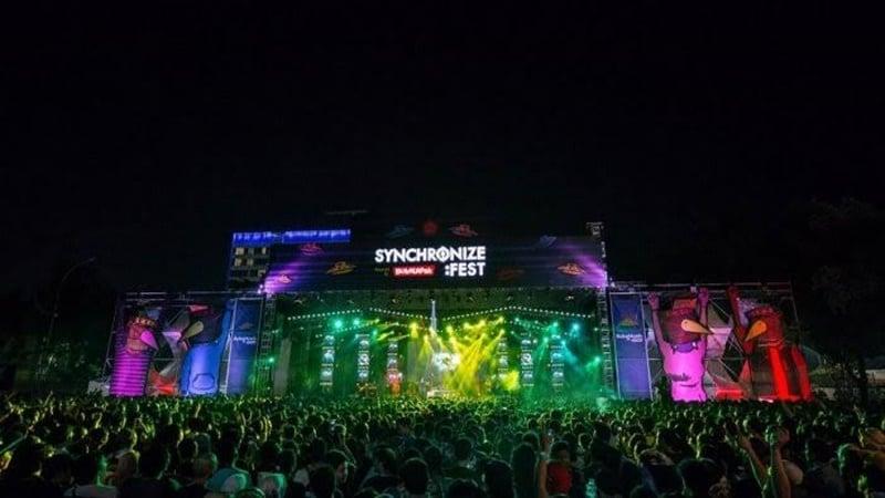 Synchronize Festival hadirkan musisi lintas gendre (foto: Istimewa)