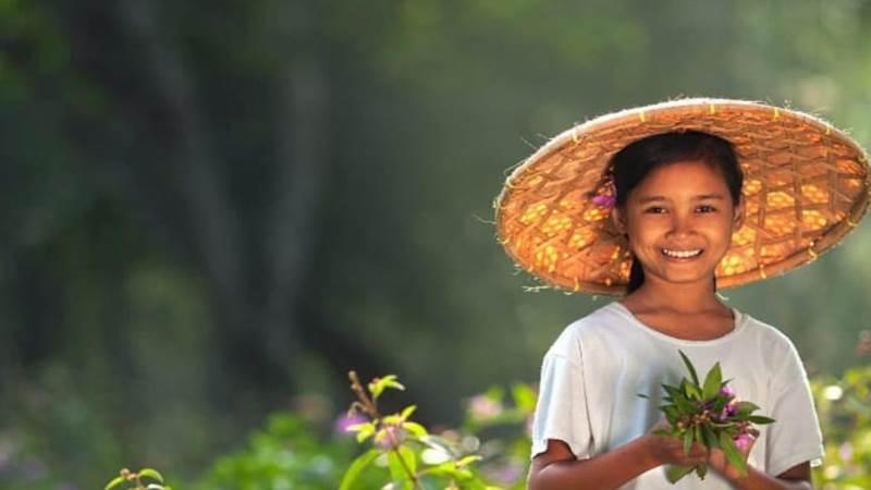 Mengajak anak bertani seperti menanam sayuran banyak manfaatnya (foto: Instagram @kementerianpertanian)