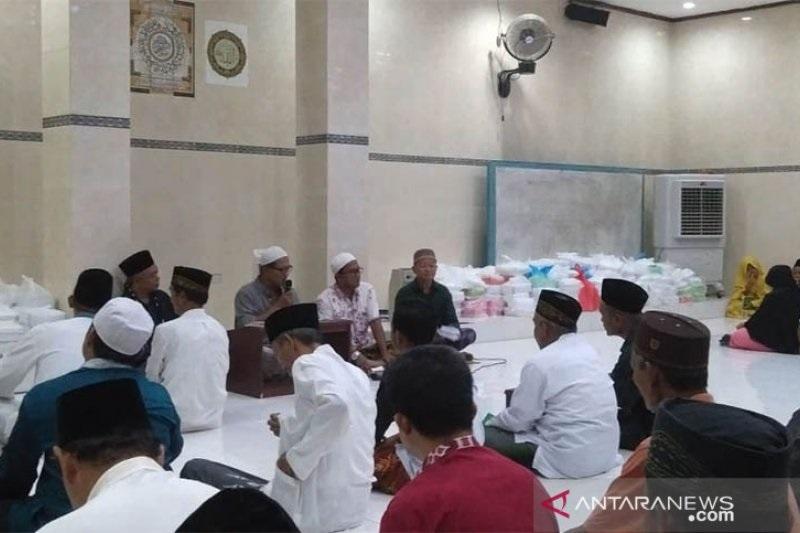 Megengan masyarakat muslim di Bali. (Foto: AntaraNews)