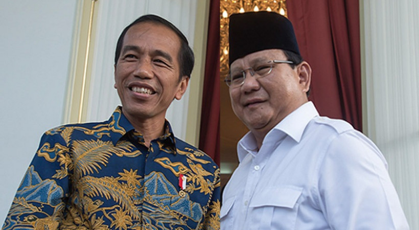 Jokowi dan Prabowo (foto: Istimewa)