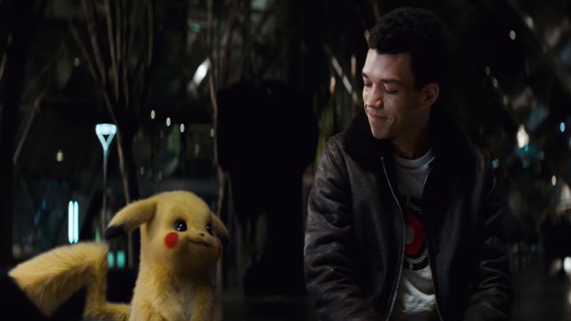Film Pokemon Detective Pikachu mengenang kembali monster menggemaskan (foto: Warner Bros)