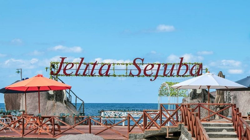 Jelita Sejuba Resort, tempat wisata terbaru di Pulau Natuna yang terinspirasi dari pembuatan film Jelita Sejuba
