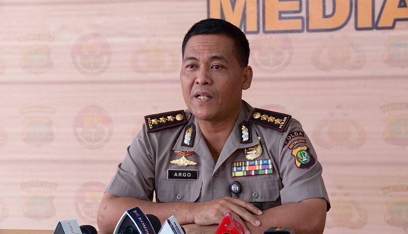 Kabid Humas Polda Metro Jaya Kombes Argo Yuwono. (ist)
