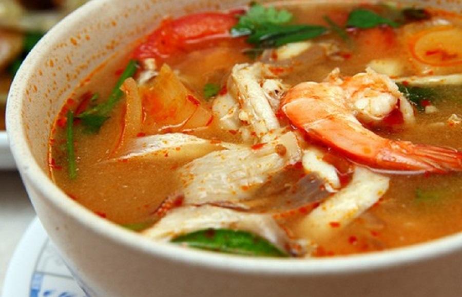 Sop Udang Senenan, 1 dari 10 kuliner di Jepara. (Foto: MerahPutih)