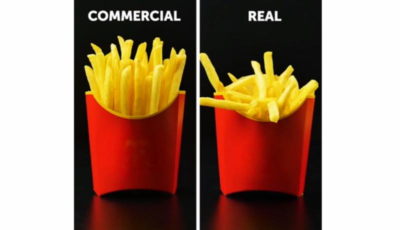 Video viral ini akan memberitahumu betapa curangnya industri makanan seluruh dunia (Foto : Youtube)