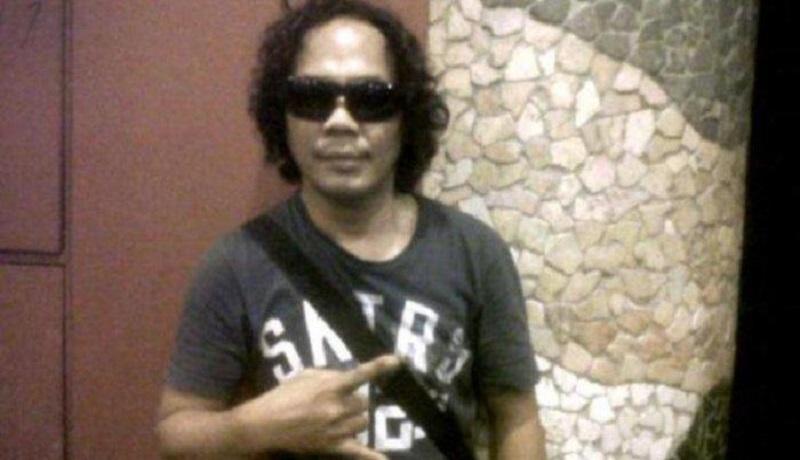 Vokalis Jambru Krisyanto. (ist)