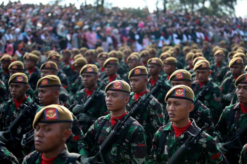 Ilustrasi anggota TNI (Foto : Istimewa)