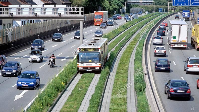 Transportasi O-Bhan di Essen, Jerman