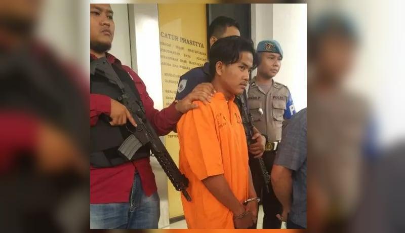 Pria Tangerang bunuh tunangan gara-gara mantan (Foto : Istimewa)
