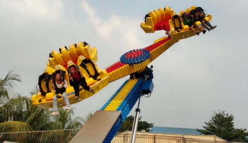 World of Wonder Tangerang beri diskon 50 persen bagi pengguna BPJS Ketenagakerjaan (Foto : Istimewa)