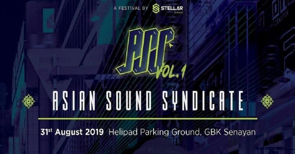 Asian Sound Syndicate Vol.1. (Foto: Istimewa)