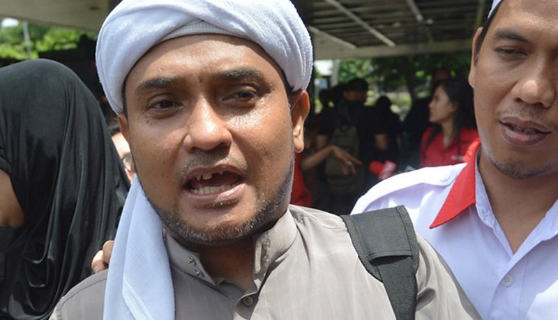 Jubir PA 212 Novel Bamukmin mengatakan jika Prabowo kalah di putusan sidang MK maka bisa ke Mahkamah Internasional melalui PBB (Foto : Istimewa)