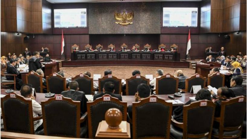 Prabowo ditolak seluruh dalil gugatan Pilpres oleh MK, timnya berencana ke Mahkamah Internasional (Foto : Istimewa)