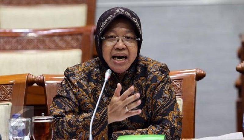 Wali Kota Surabaya Tri Rismaharini. (ist)