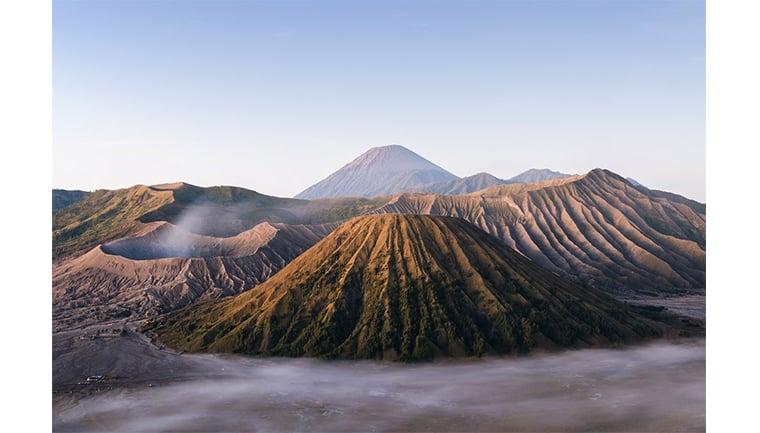 Wow Gunung Argopuro Ternyata Diapit Lokasi Lokasi Keren
