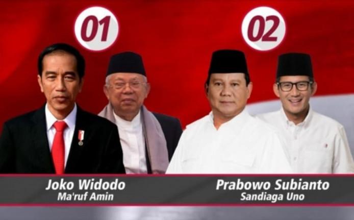 BPN Prabowo Sandi bubar pasca sidang Pleno KPU, Sementara TKN terus hingga pemilu 2024
