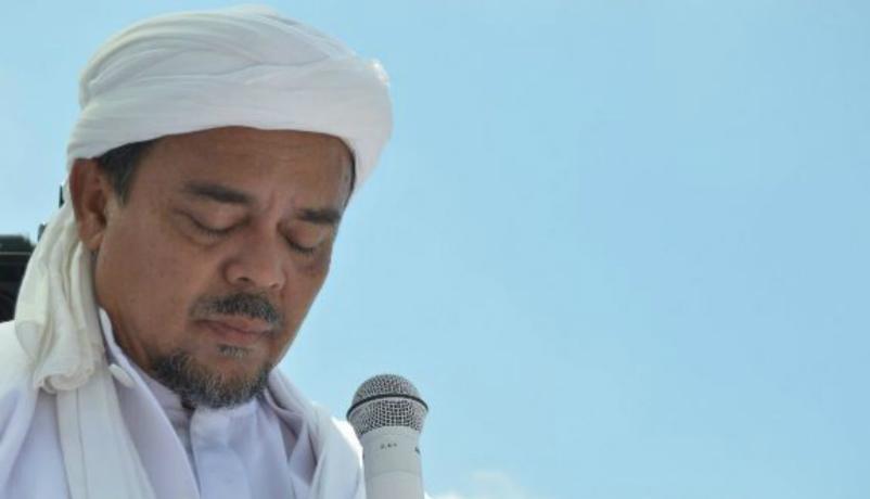 Habib Rizieq tak pulang-pulang, netizen duga kehabisan ongkos (Foto : Istimewa)