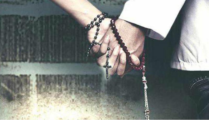 Ilustrasi pasangan beda agama (Foto : Istimewa)