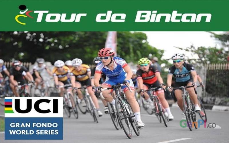 Tour de Bintan Jadi Kualifikasi UCI Gran Fondo