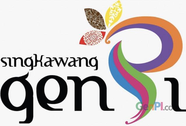 Logo GenPI Singkawang.