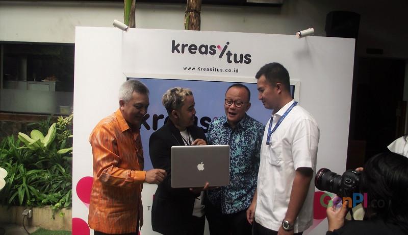 Kreasitus hadir memberikan solusi yang dapat menyederhanakan proses pembuatan situs web. (Foto: Ririn)