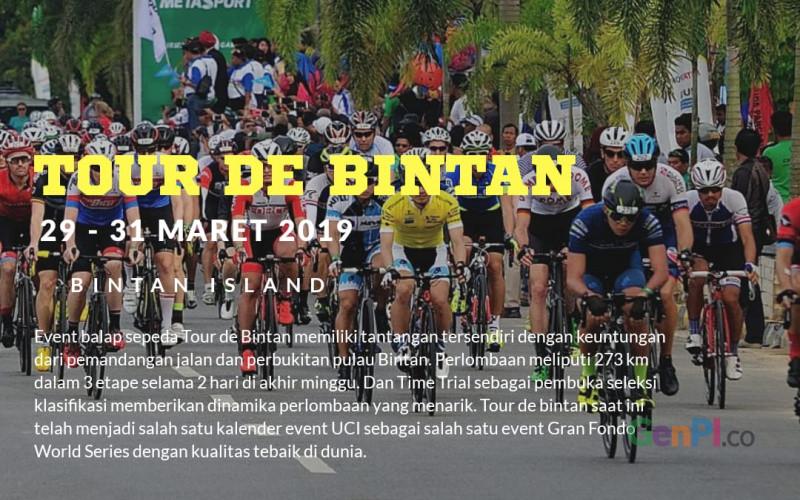 Tour de Bintan Genjot Kunjungan Wisman