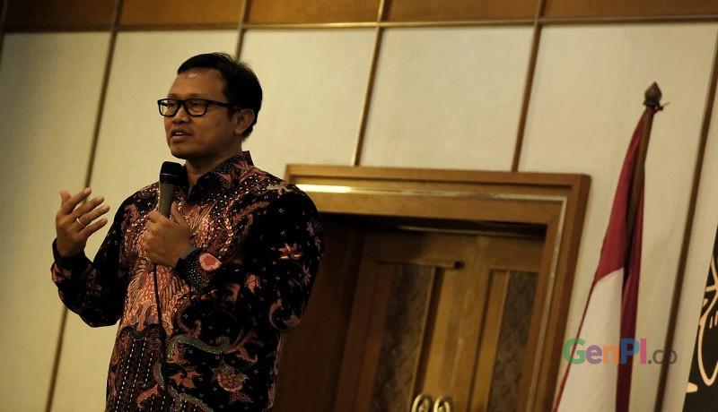 Don Kardono, Staff Khusus Bidang Komunikasi dan Media Menteri Pariwisata
