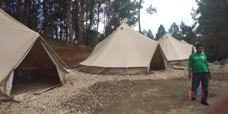 Kawasan wisata nomadic The Kaldera