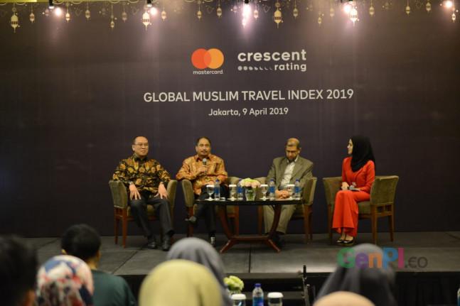 Riau raih menjadi destinasi pariwisata halal ketiga versi Muslim Travel Index.