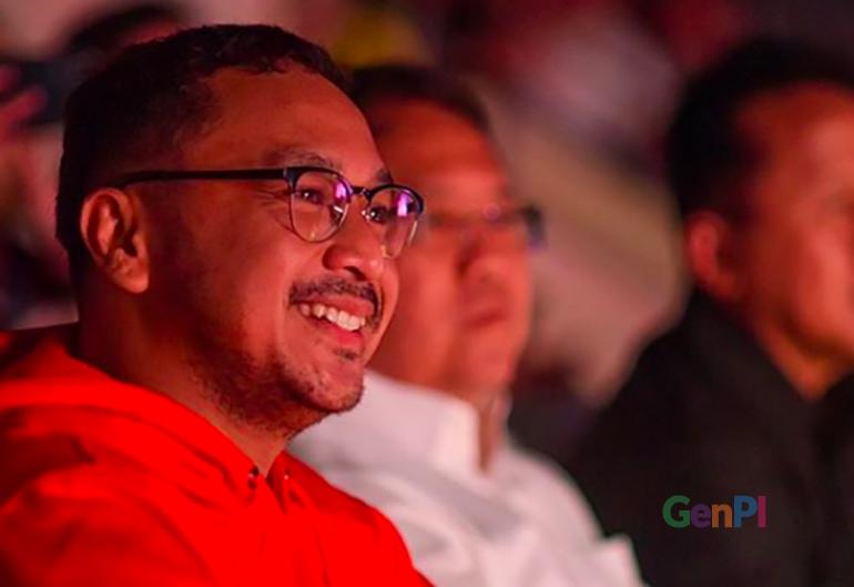 Giring Ganesha gagal menjadi anggota legislatif karena PSI tidak memenuhi ambang batas parlemen 4% (Sumber: Instagram/ Giring Ganesha)