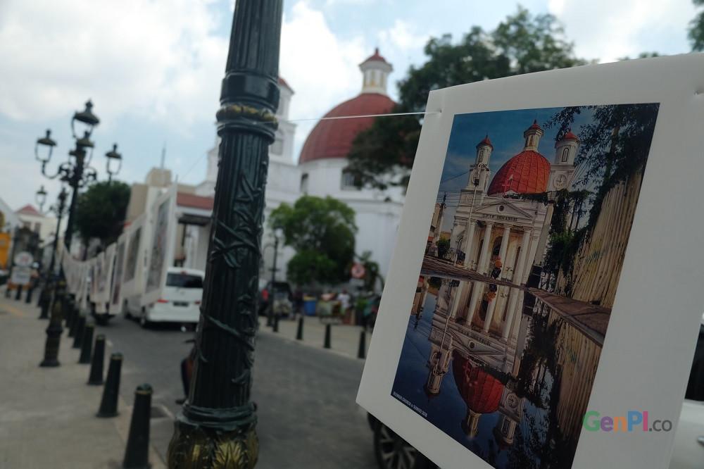Pameran foto Kami Tetap Tangguh (Foto: gus Wahid)