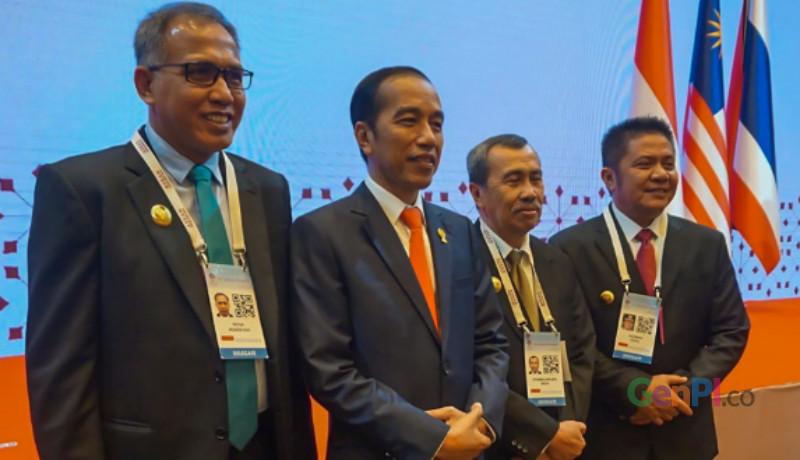 Pelabuhan Roro Dumai-Malaka, Jadi Fokus Jokowi dan PM Malaysia (Foto : Istimewa)