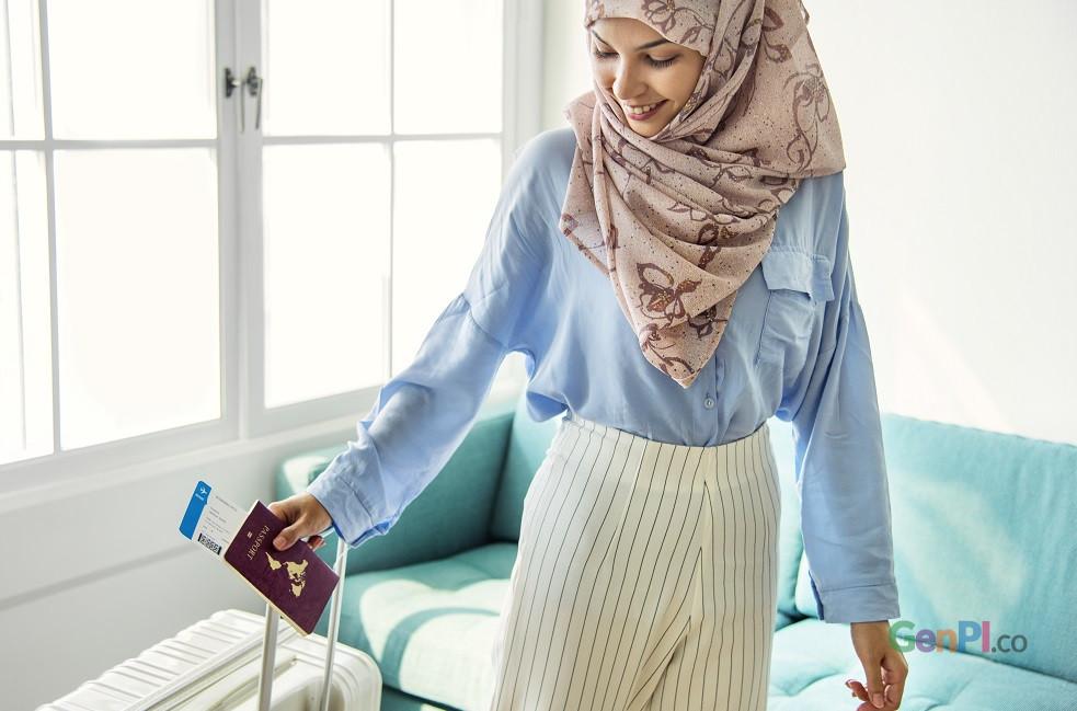Pariwisata halal berpotensi mendatangkan devisa buat negara, menggerakkan ekonomi lokal, mendorong trade and investment.(Foto: Elements Envato)