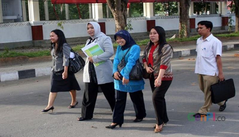 Sejumlah kampus di Gorontalo akan diteliti Tim Balitbang Kementrian Pertahanan terkait paham radikalism. Foto: Rosyid Azhar