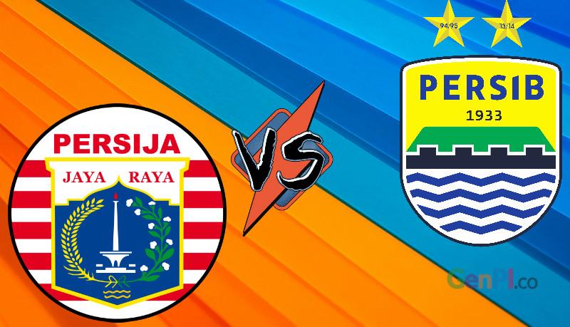 Laga Liga 1 Persija vs Persib digelar di GBK, Rabu (10/7)